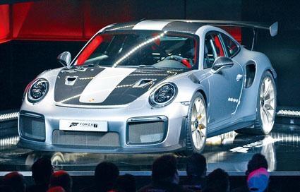 911GT2 RS被指是保時捷史上最強勁街車版本。