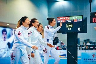 江旻憓賽後世界排名升上第五。