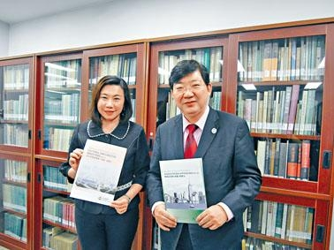 何順文認為,楊潤雄是教育局局長理想人選,認為對方熟悉教育政策。