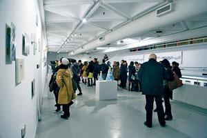 去年香港藝術學院暨澳洲皇家墨爾本理工大學合辦的藝術文學士畢業展,一眾畢業生展示他們的學習和創作成果。