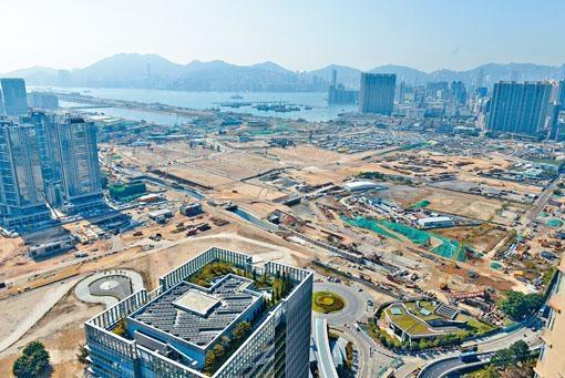 賣地公開標價已成為業界討論的議題。
