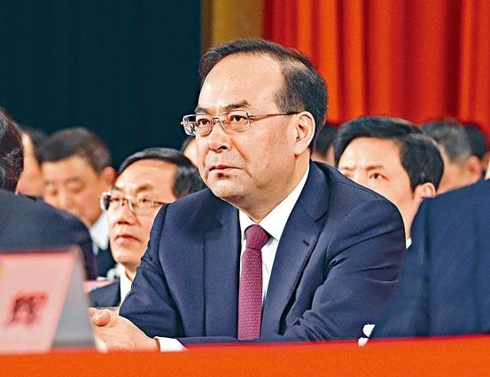 政治局委員孫政才前天突然被免去重慶市委書記職務。