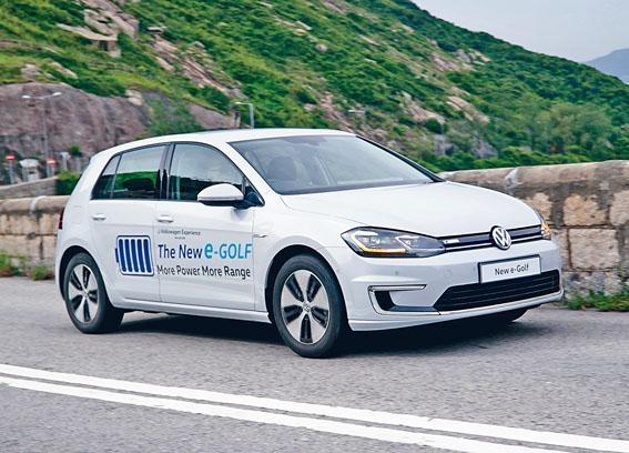 新版e-Golf由0至100km/h加速需時9.6秒。