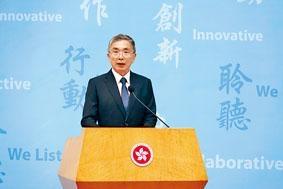 財經事務局局長劉怡翔,望建立中央電子身分資料庫。