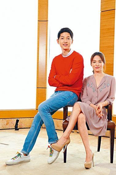 宋慧喬將下嫁宋仲基,成為旺夫的太太。