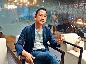 新加坡科技金融協會會長Chia Hock Lai。