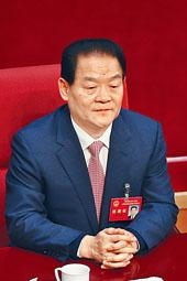前陝西人大副主任魏民洲遭「雙開」。