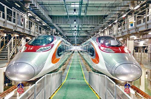 政府期望高鐵於明年第三季通車。
