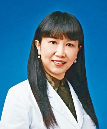 註冊中醫師彭明慧。