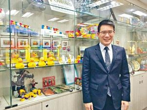 林凱章認為,高鐵是為香港未來發展而建。