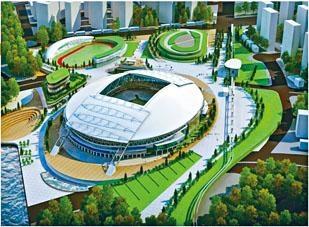 啟德體育園工程計畫,合共收到六份標書。
