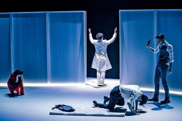 7A班戲劇組的《SEVEN:慾望迷室》將於9月在韓國首爾演出。