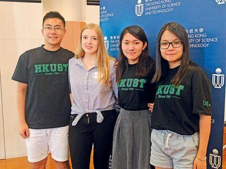 Jason希望,像Margarita那樣的留學生能通過BOG的活動,作客港生家中,體驗另一種香港文化。