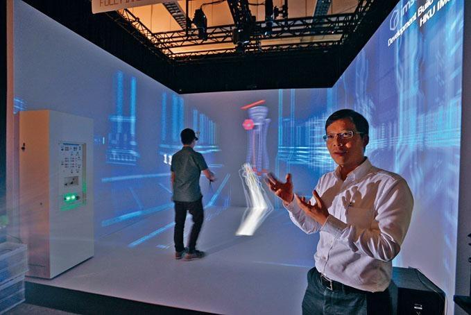 港大副教授劉應機指出,近月已有國際大型玩具品牌來港物色人工智能成果,香港水平並不遜色。
