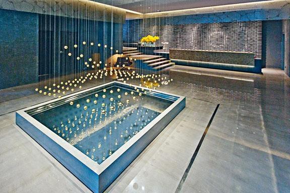 剛於上月試業的晶英國際行館,是家以藝術為主調的型格酒店。