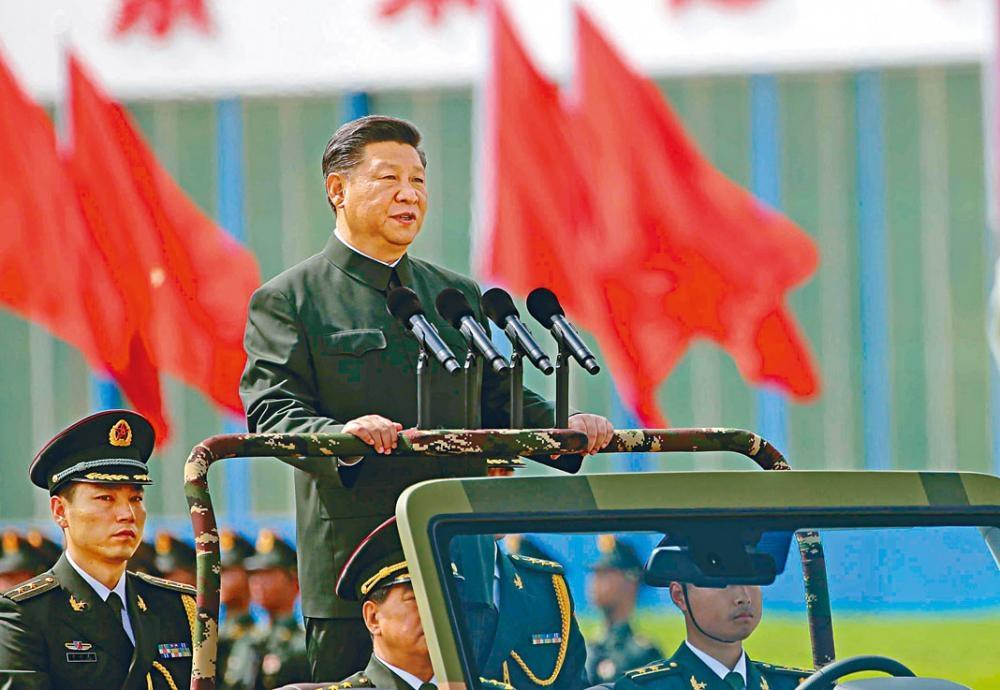 習近平將連任中央軍委主席。