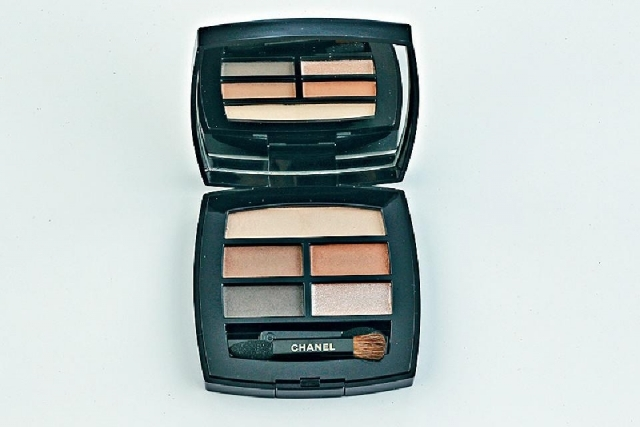 Chanel LES BELGES Healthy Glow Natural Eyeshadow Palette $565