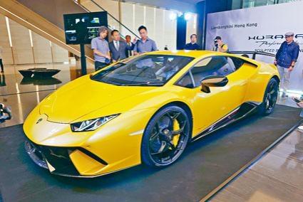 新車發布會在九龍灣Goldin Financial Global Centre舉行。