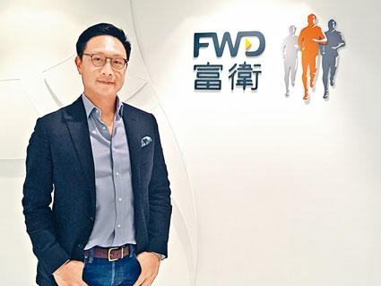 謝振國透露,下月及明年初都會推出新的醫療保險產品。