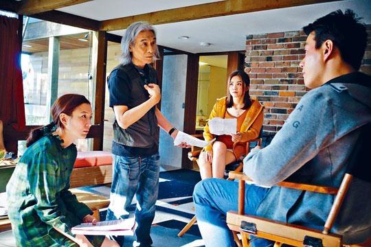 鄭秀文與蔡卓妍的角色都很講求演技。