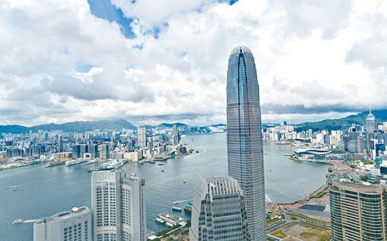 香港再入金融中心三甲,重現「紐倫港」天下。