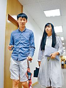 梁游認為立法會不應追收兩人議員酬金。