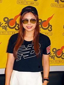 李幸倪被睇好有望奪得女歌手金獎。
