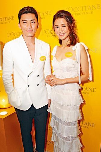 翠如讚袁偉豪是女人湯圓,亦承認男友蕭正楠很受媽媽級歡迎。