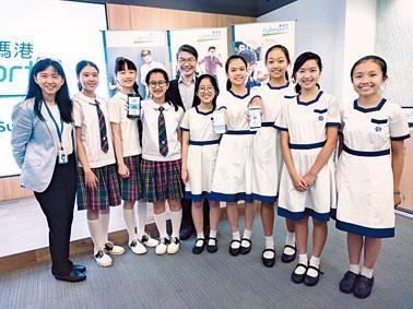 拔萃女書院和聖保祿學校兩隊女將,上月出戰矽谷的創科比賽並勇奪佳績,證明女生在創科領域也能一展所長。