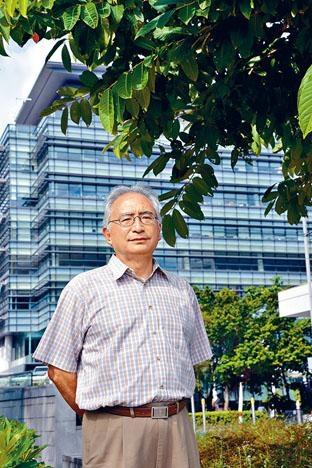 雷其昌表示,高水平學生大多有自學習慣。