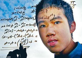 港數學神童羅宏博,十三歲大學畢業,擬深造讀碩士。