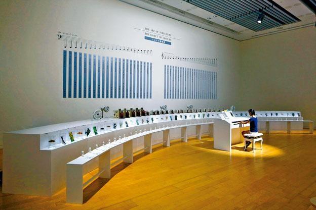日本TASKO株式會社與其他團體共同創作的《香噴噴風琴》。