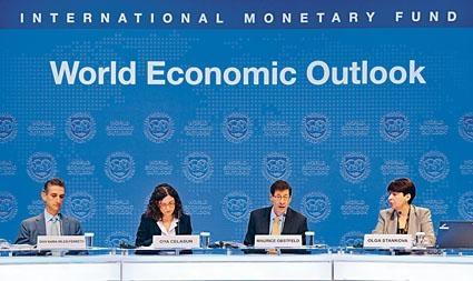 國際貨幣基金組織最新的《全球金融穩定報告》,點名9家銀行可能會在未來幾年難以維持足夠利潤。