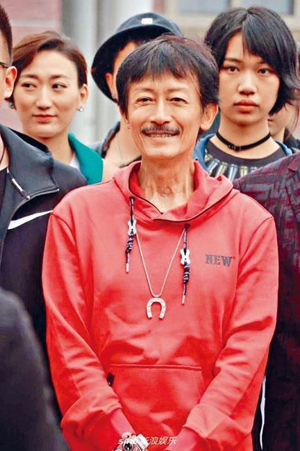 陳勳奇抗癌成功,但體型明顯消瘦不少。