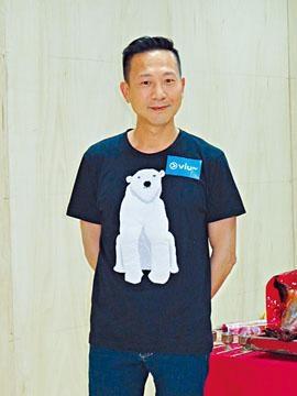 陳國邦坦言Viu的薪酬比TVB略高。