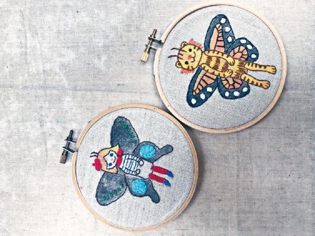 蝴蝶祭手工市集 即日開催