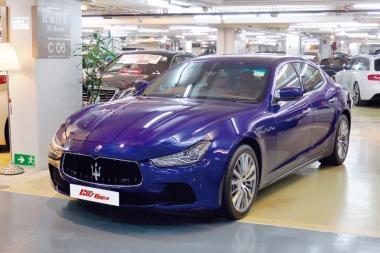 原廠保用至2019年Maserati Ghibli