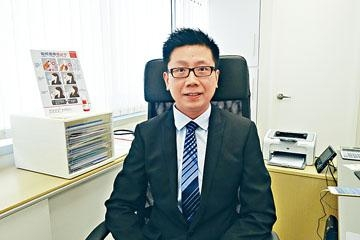 呼吸系統科專科醫生陳嘉華