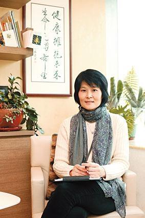 養和醫院臨牀醫療心理學中心副主任馮淑敏博士。