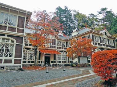 舊三笠酒店  典雅百年