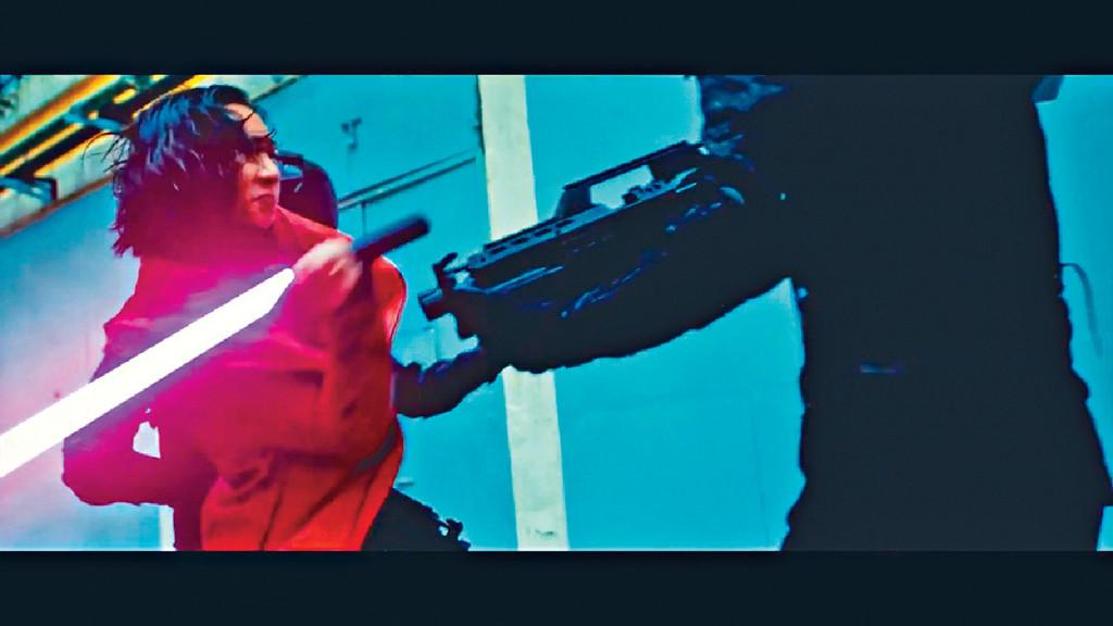 ae激光剑特效视频素材
