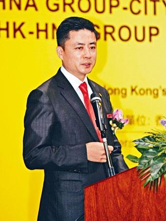 海航副董事長及首席執行官譚向東指,海航正調整投資步伐。