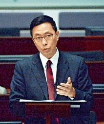 楊潤雄強調,團體不應向學生宣傳「港獨」或嘗試滲透校園。
