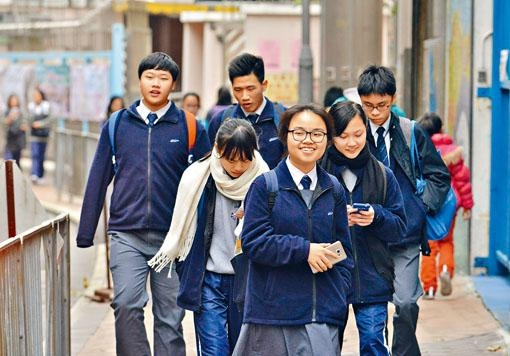 生育率上升,中學收生寒冬似乎逐漸過去,部分學校更加開英文班。