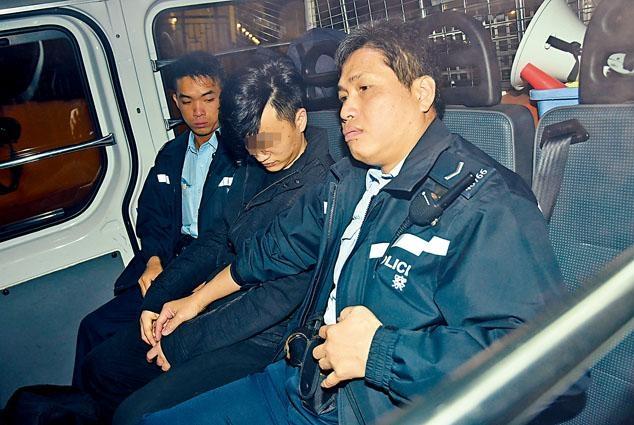 男子涉藏有吸毒「冰壺」被捕。