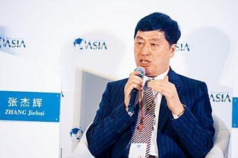 河北省人大副主任張傑輝接受調查。