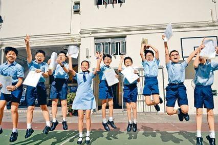 升中「自行分配學位」已經展開,家長可通過兩個選校機會,為子女選擇心儀中學。