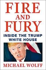 新書《火與怒:特朗普白宮內幕》。