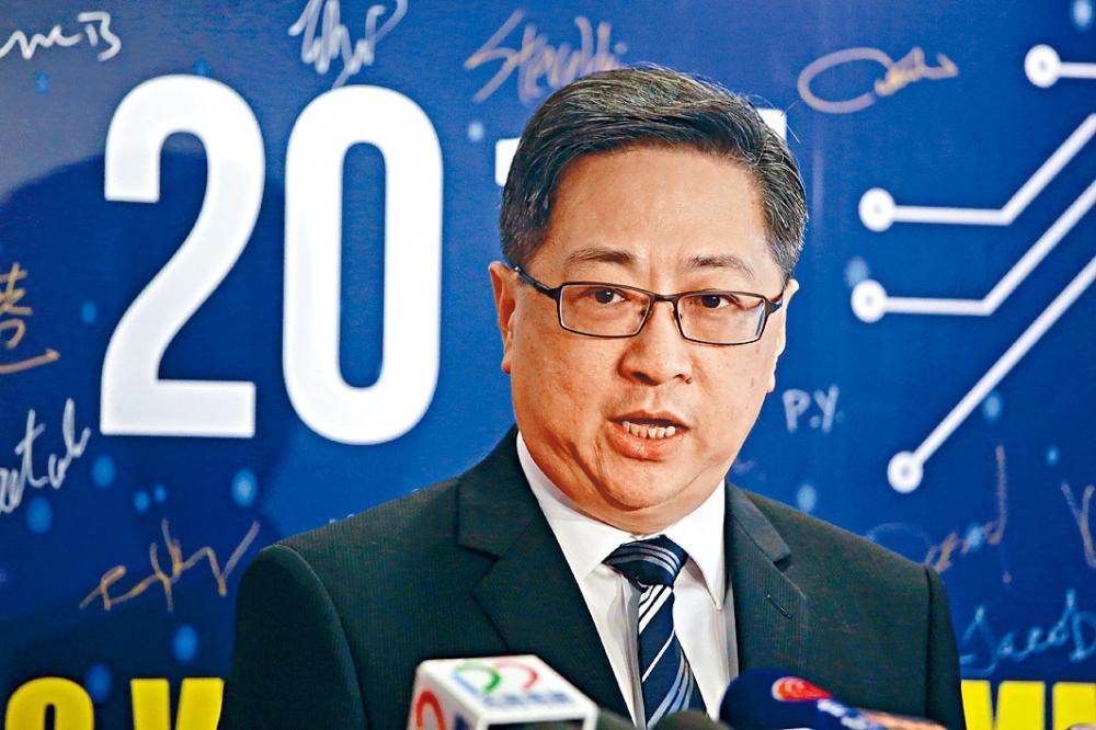警務處處長盧偉聰對今次裁決結果深感難過。