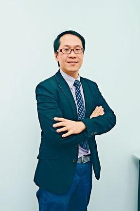 高級營養師黃榮俊。